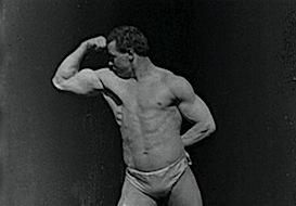 Sandow (1894), de William K. L. Dickson