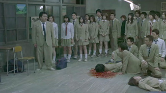 Battle Royale (2000), Kinji Fukasaku