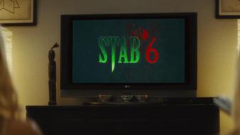 ... é a abertura de Stab 6...