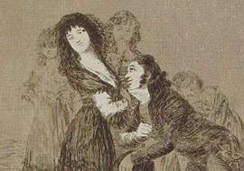 Capricho n. 27 (1799), Francisco de Goya