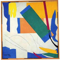 Memory of Oceania (1953), Henri Matisse
