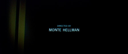 Corrida Sem Fim, Monte Hellman