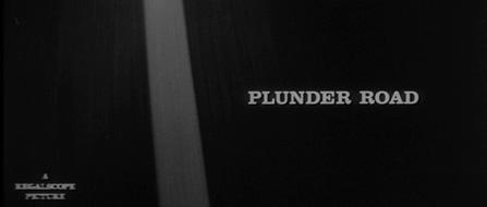 Plunder Road, Rubert Cornfield
