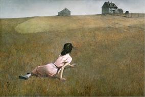 O Mundo de Christina (1949), Andrew Wyeth