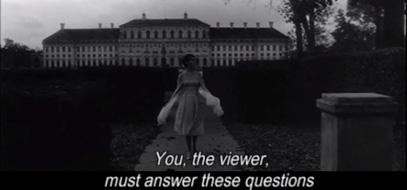 O Ano Passado em Marienbad (1961), Alain Resnais