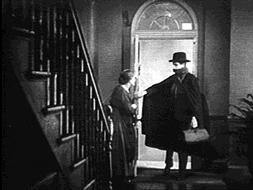O Inquilino Sinistro (1927), Alfred Hitchcock