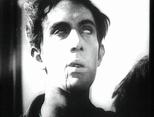 Um Cão Andaluz (1929), Luís Buñuel e Salvador Dalí