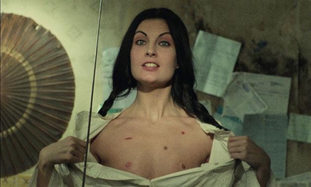 Tortura: Gloria Mundi (1976), Nikos Papatakis