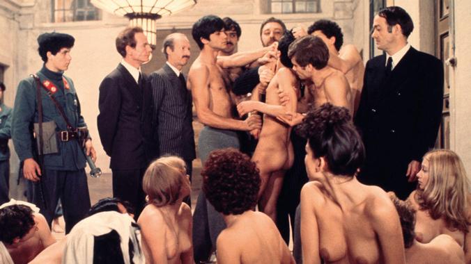 Salò ou Os 120 Dias de Sodoma (19xx), dir. Pier Paolo Pasolini