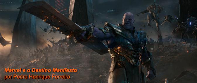 Marvel e o Destino Manifesto
