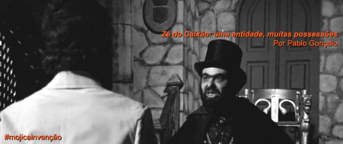 Zé do Caixão: uma entidade, muitas possessões