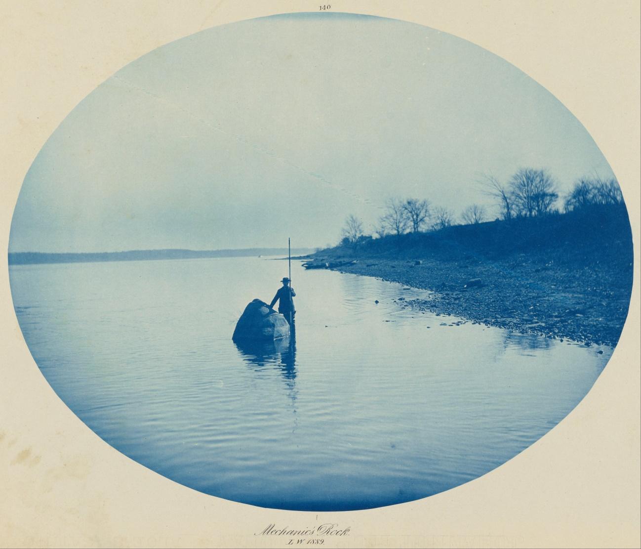 Henry Bosse | Cyanotype, Landscape photography, Photography
